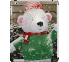 Noel Bear iPad Case/Skin