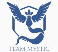 Team Mystic One Piece - Long Sleeve