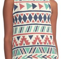 Aztec style Contrast Tank