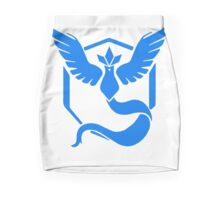 Pokemon Go Team Mystic (Blue Team) Mini Skirt