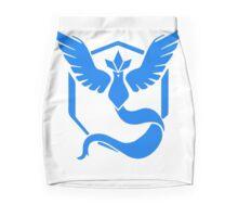 Pokemon Go Team Mystic (Blue Team) Mini Skirt