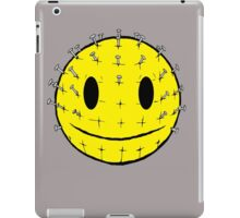 pinhead smiley iPad Case/Skin