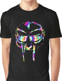Tye Dye Doom Graphic T-Shirt