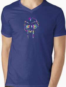 Tye Dye Doom Mens V-Neck T-Shirt