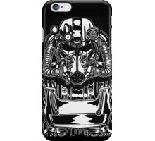 Fallout 4 T60 Power Armour Brotherhood of Steel iPhone Case/Skin