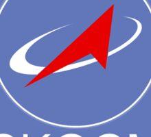 Roscosmos Flight Suit Patch Sticker
