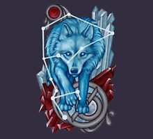 Lupus Wolf Constellation Unisex T-Shirt