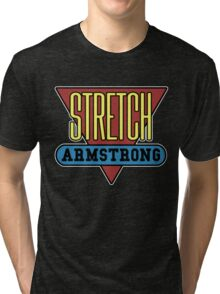 Stretch Armstrong Tri-blend T-Shirt