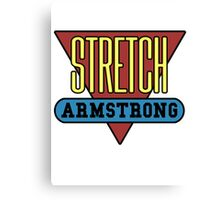 Stretch Armstrong Canvas Print