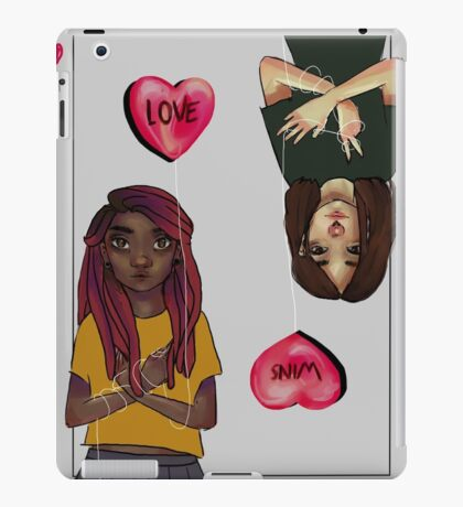 Love Won (and Continues to Win) iPad Case/Skin