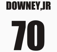 Downey, Jr 70 by LadyThor
