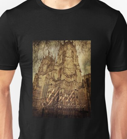 The Minster Unisex T-Shirt