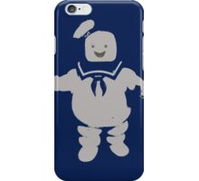Mr. Stay Puft Marshmallow Man iPhone Case/Skin