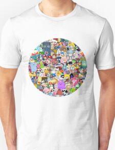Pop Culture Collection Unisex T-Shirt