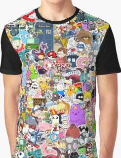 Pop Culture Collection Graphic T-Shirt