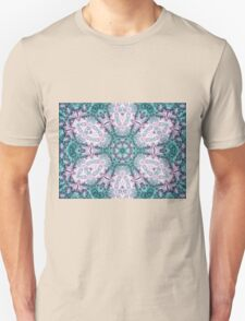 Mandala - Abstract Fractal Artwork Unisex T-Shirt