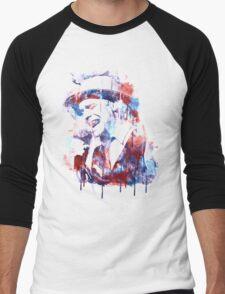 Gord Watercolour Men's Baseball ¾ T-Shirt