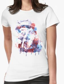 Gord Watercolour Womens Fitted T-Shirt