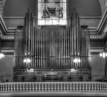 Organ, St. Rita of Cascia Shrine by PhillyChurches
