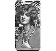 Moon Girl iPhone Case/Skin