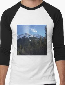 For the Love of The Mountain Men's Baseball ¾ T-Shirt