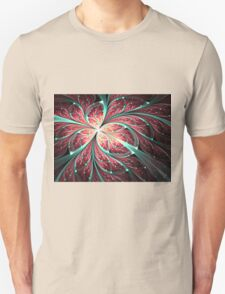 Butterfly - Abstract Fractal Artwork Unisex T-Shirt