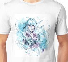 Songstress Aqua Unisex T-Shirt