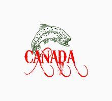 Canada Fish Logo Unisex T-Shirt