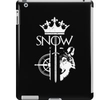 King of the North - GoT iPad Case/Skin