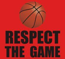 Respect Basketball Kids Tee