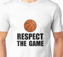 Respect Basketball Unisex T-Shirt
