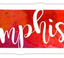 Memphis Sticker