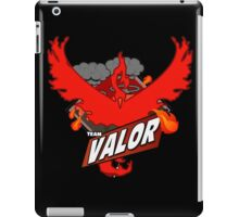 Pokemon Go Team Valor Logo iPad Case/Skin