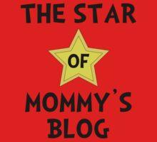Mommy's Blog Star Kids Tee