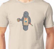 Melvin the Manatee Painter Unisex T-Shirt