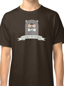 Funny Otter T Shirt Classic T-Shirt