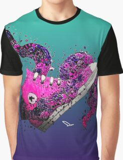 The Shoe of Doodles Graphic T-Shirt