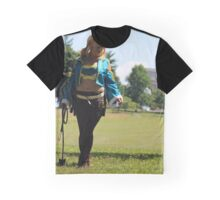 Looking down Graphic T-Shirt