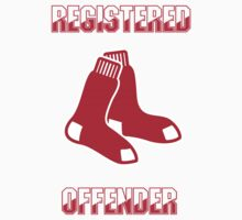 Registered Sox Offender by zacharyskaplan