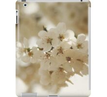 Flowering Pear iPad Case/Skin