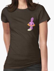 Cute Mudkip shiny Womens Fitted T-Shirt