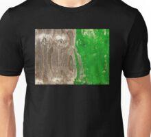 Distressed wood Unisex T-Shirt