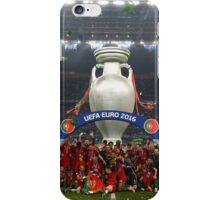 Portugal celebration euro 2016 iPhone Case/Skin