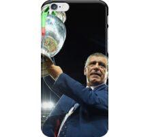 Fernando Santos iPhone Case/Skin