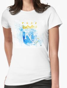 KC Proud Womens Fitted T-Shirt