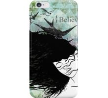 flying in your dreams iPhone Case/Skin
