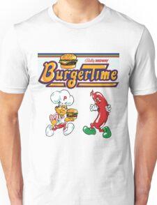 Burgertime Arcade Game  Unisex T-Shirt