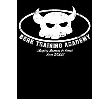 Berk Training Academy Photographic Print