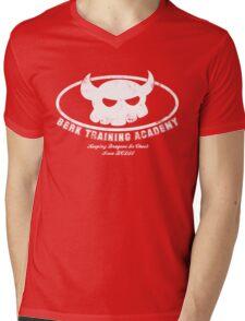 Berk Training Academy Mens V-Neck T-Shirt