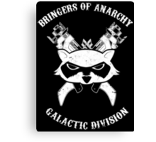 Bringers Of Anarchy Canvas Print